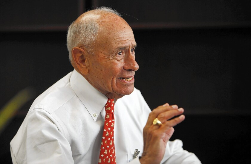 The school board has given no indication as to how long Ramon Cortines, 82, will be LAUSD superintendent or when a long-term replacement will be recruited, should anyone be brave enough to take the job.
