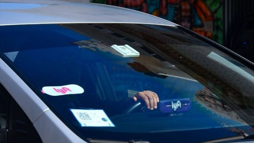 Lyft has initiated a planned public stock offering, and the company says it might never be profitable.