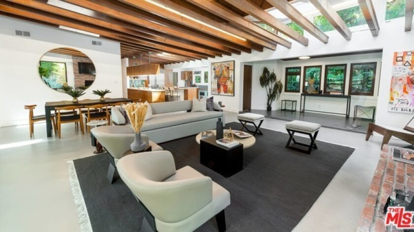 Millard Kaufman's Hollywood Hills residence | Hot Property