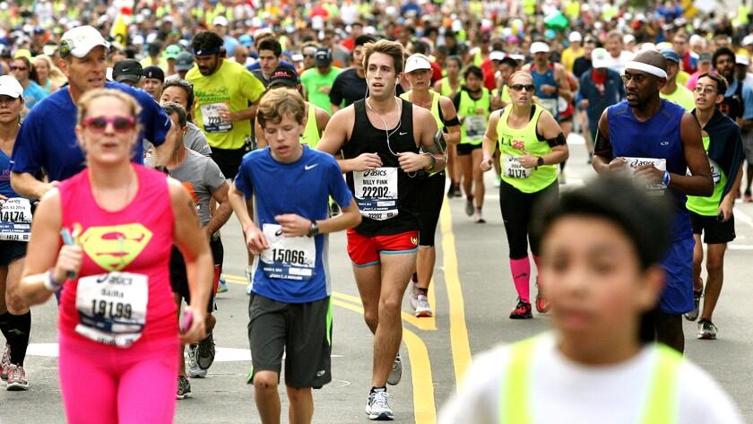 2014 L.A. Marathon