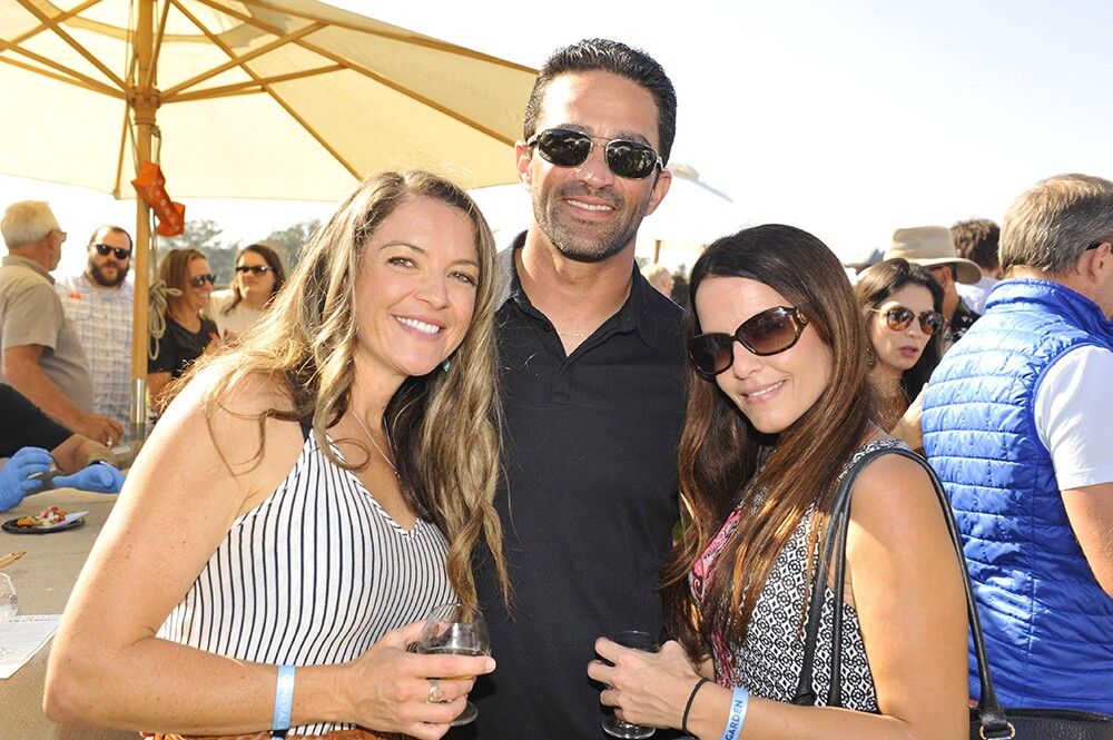 Attendees gathered to raise a glass to the end of San Diego Beer Week at the Beer Garden event at The Lodge at Torrey Pines on Sunday, Nov. 10, 2019.