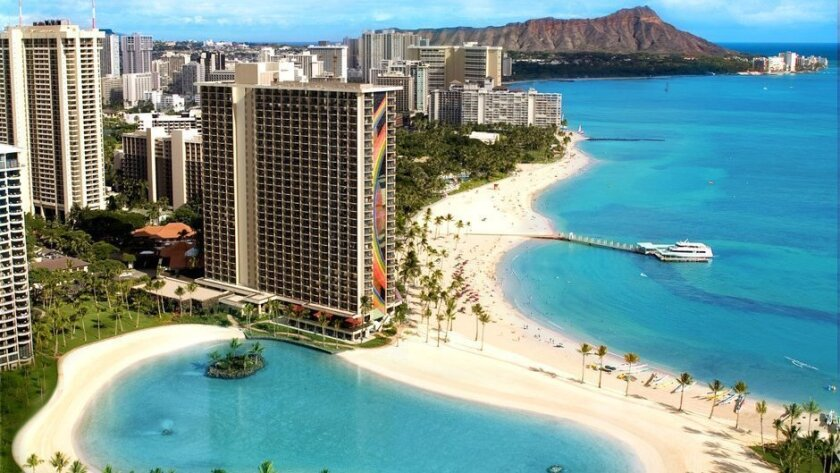 Hilton Hawaiian Village resort