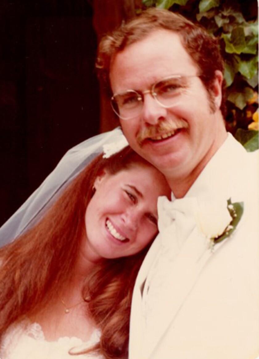 Dianne Lake and her husband