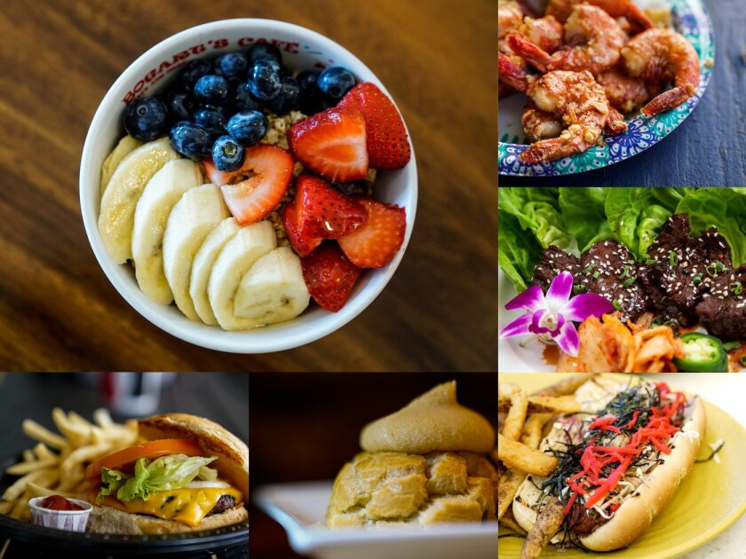 on oahu 20 places for great meals for