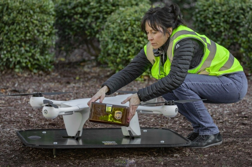 UC San Diego Health will test whether it can use small drones to transport medical samples between buildings in La Jolla.