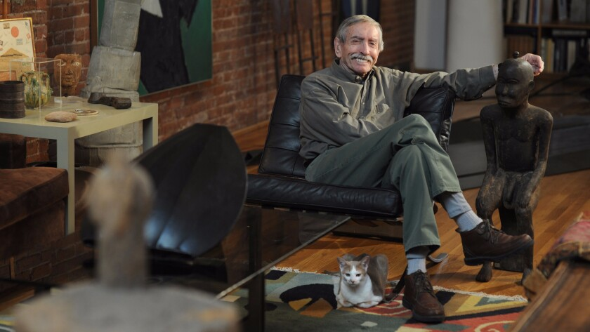 Pulitzer Prize-winning playwright Edward Albee dies at age