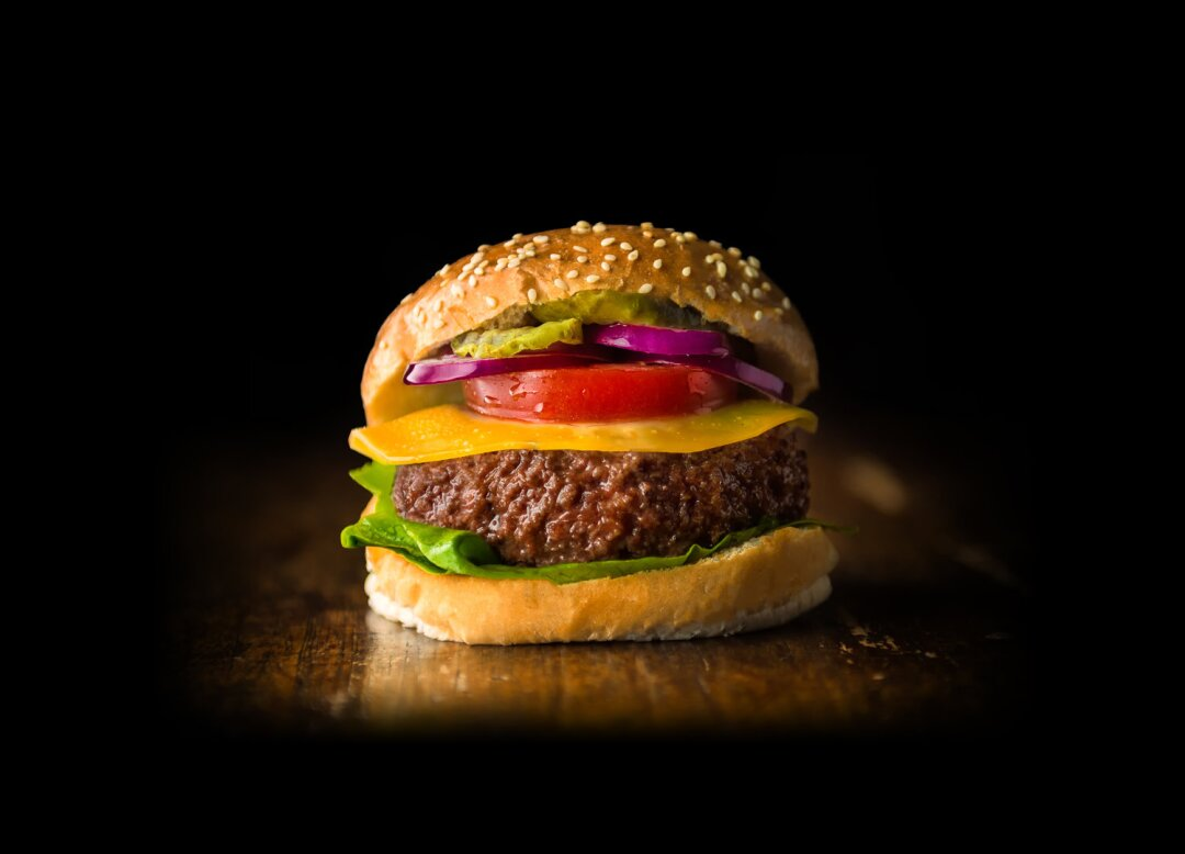 Most Meat debuted their lab-made beef burger in 2013.