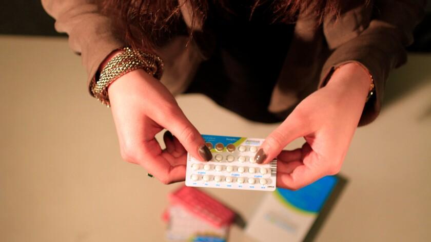 Birth control apps