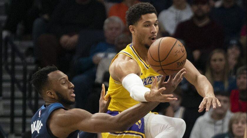Los Angeles Lakers vs. Minnesota Timberwolves