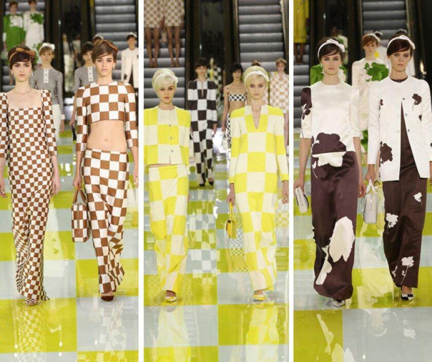 Paris Fashion Week 2013: Louis Vuitton's moving spectacle