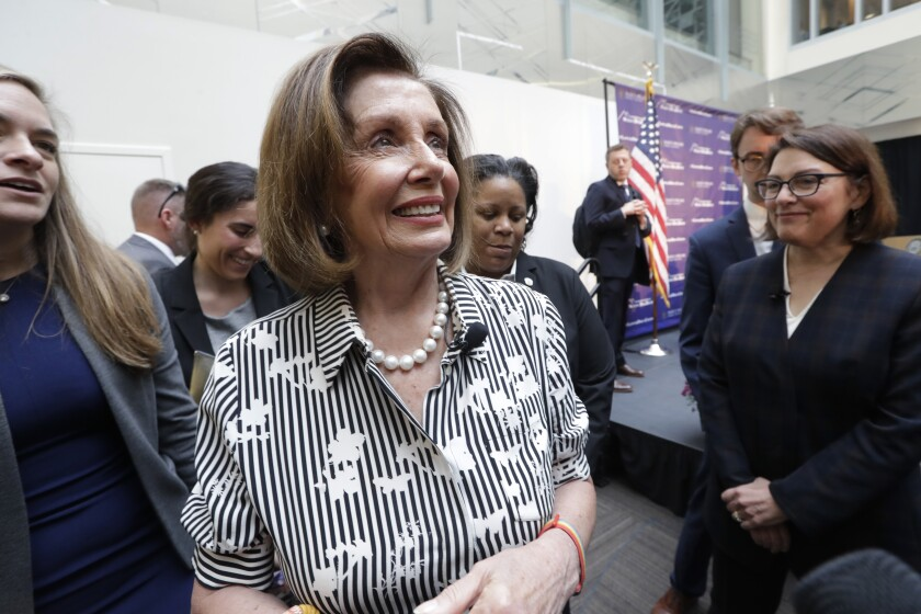 Nancy Pelosi Washington