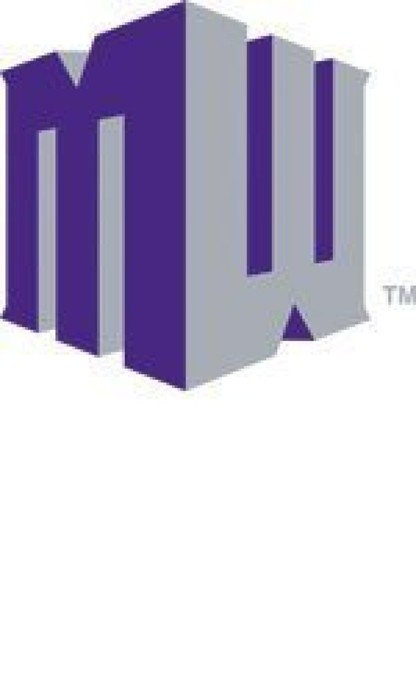 The new logo of the Mountain West.