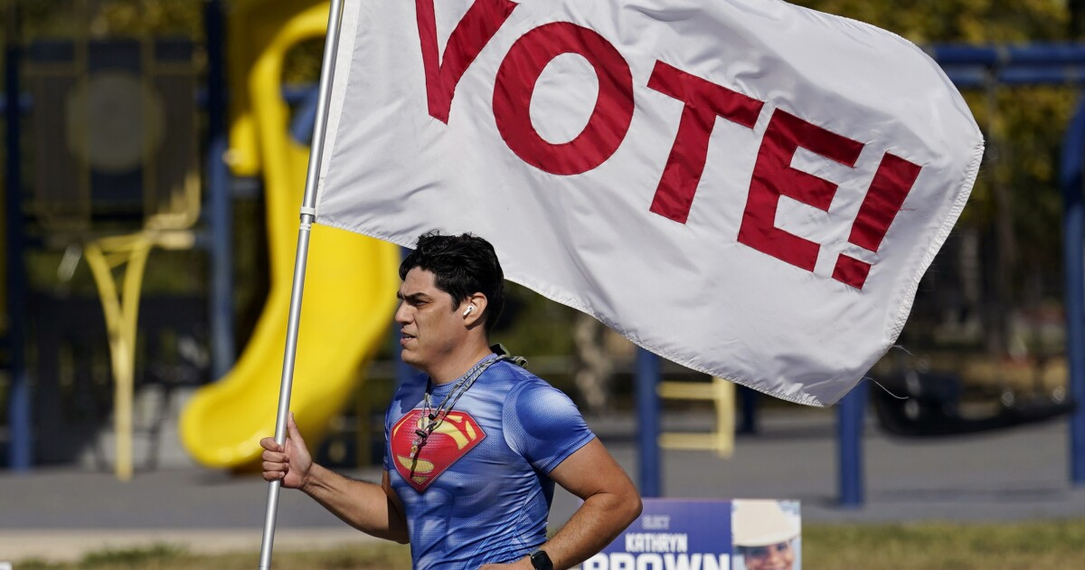 Editorial: Don't weaken what's left of the Voting Rights Act