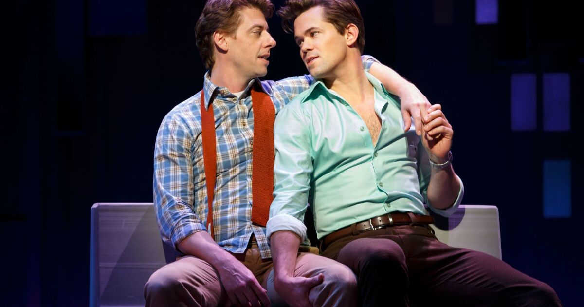A free 'Falsettos' watch party: How to join the sing-along