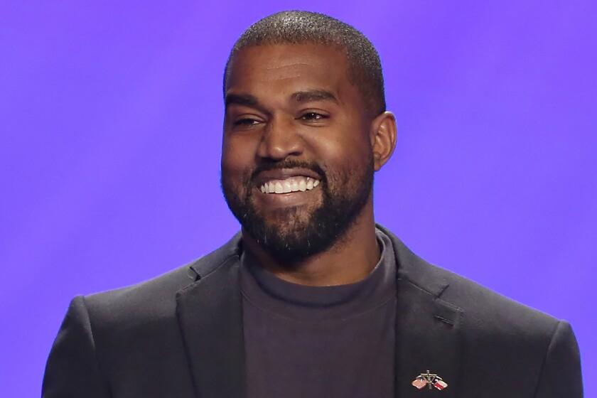 ARCHIVO - En esta foto del 17 de noviembre de 2019, Kanye West