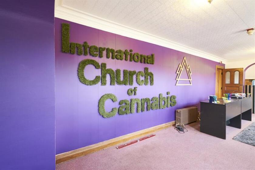 Comienza el juicio en Denver a un fundador de la Iglesia de Cannabis