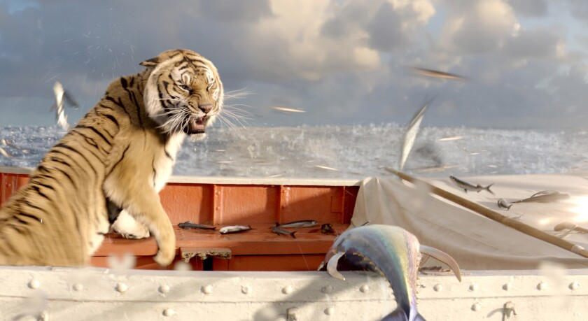 'The Bible,' 'Life of Pi' rule DVD sales and rental charts