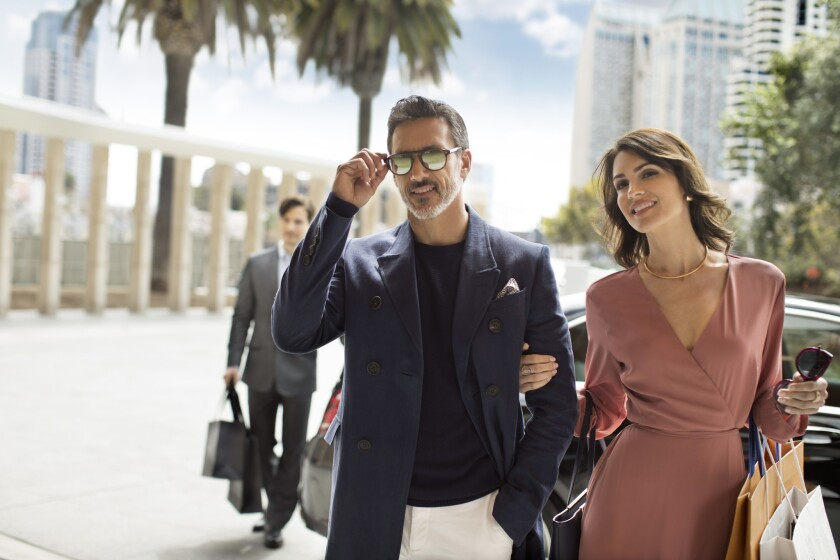 Pacific Gate concierge team members are all experienced in the hospitality industry and well-equipped to assist the residents of Pacific Gate.