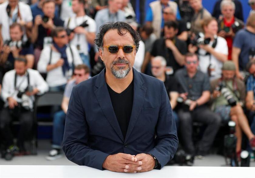 El director mexicano Alejandro González Iñárritu. EFE/Archivo