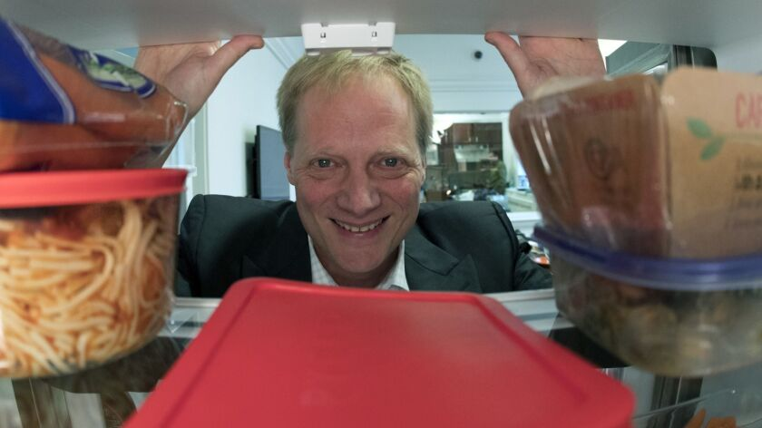 Brian Wansink conducted many high-profile studies at Cornell University's Food and Brand Lab.