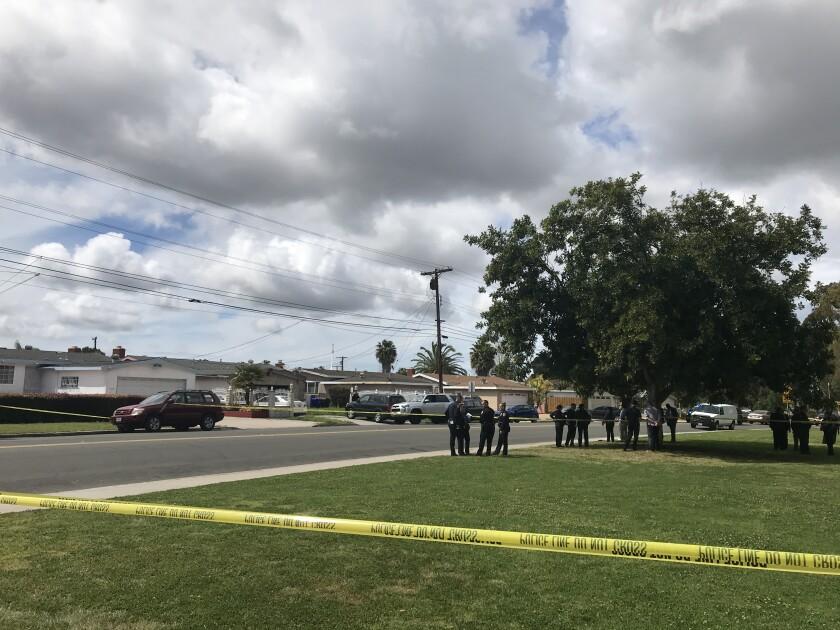 Ashford Street shooting