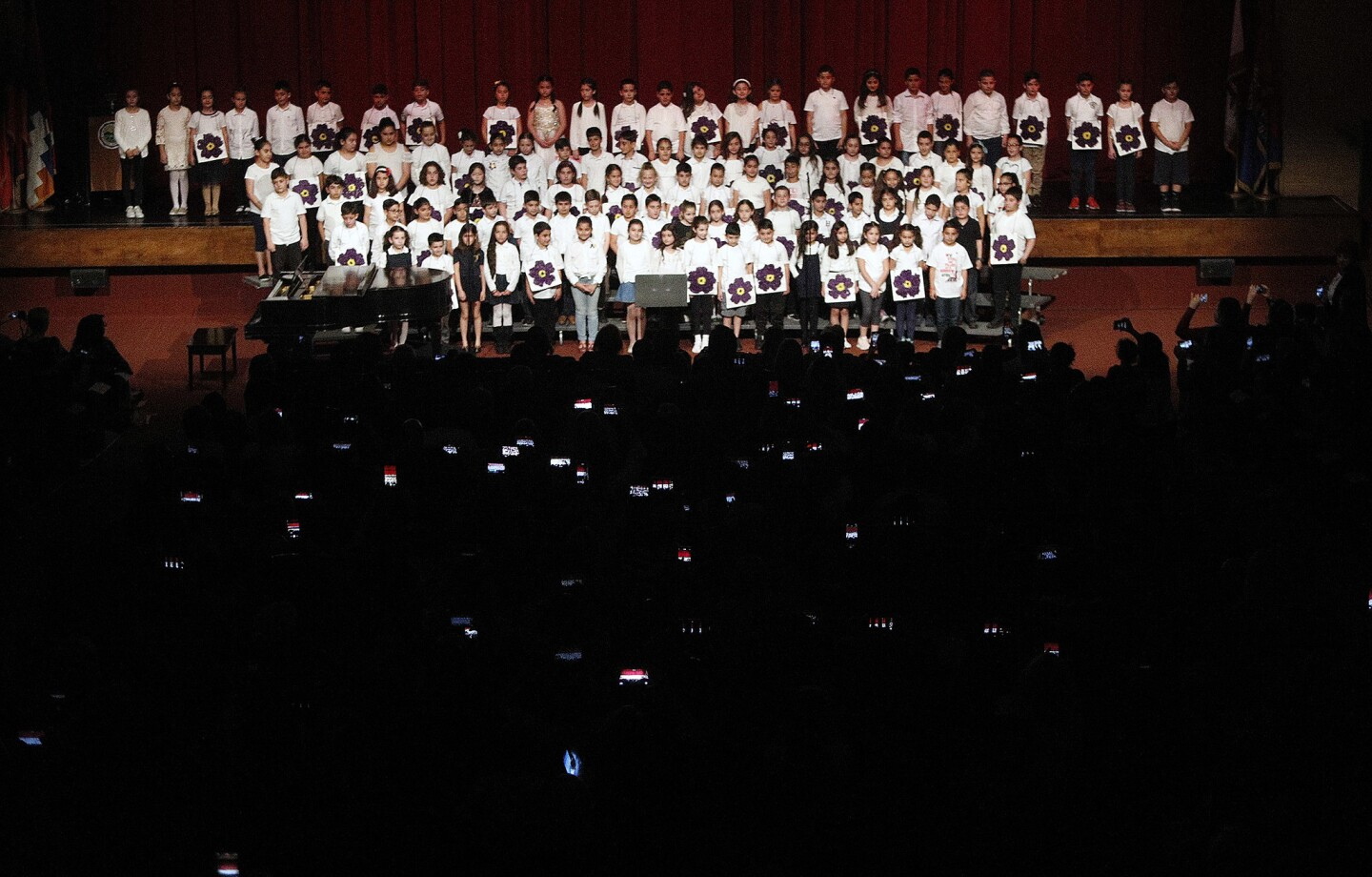 Photo Gallery: 18th annual Glendale Unified School District Armenian Genocide commemoration