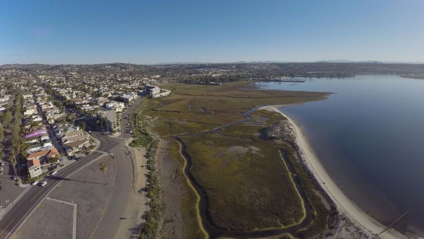 A new 10-year plan calls for $117 million in upgrades to Mission Bay Park