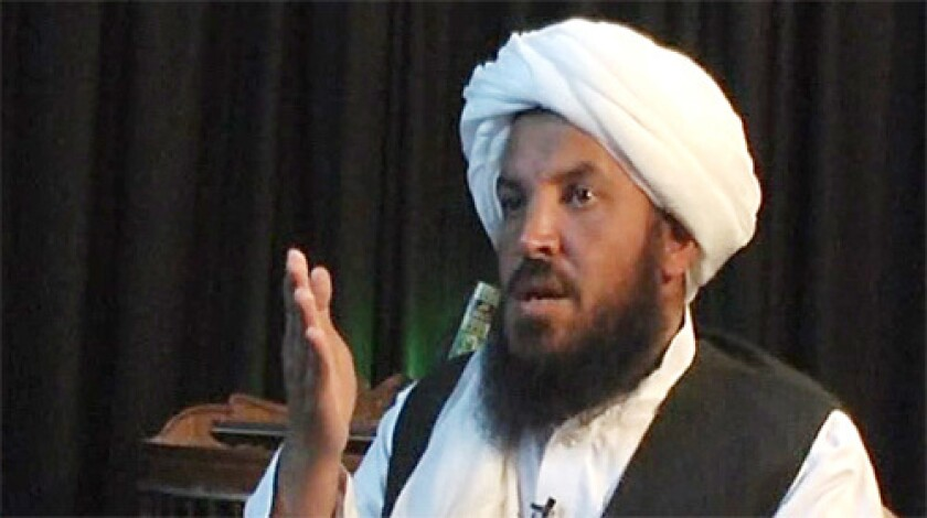 Abu Laith al-Libi, above, was killed within the last few days, according to a Washington official.