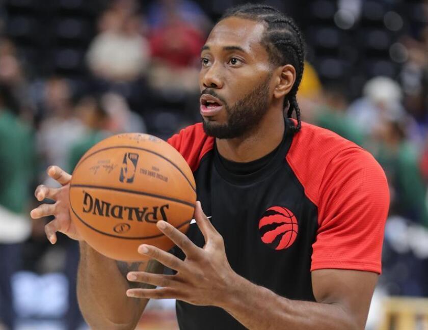 113-102. Leonard y Raptors se mantienen en el camino de la victoria