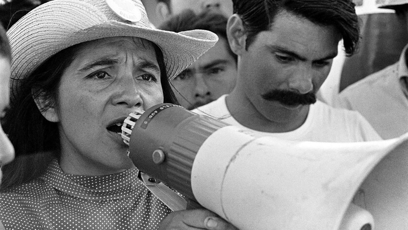 "Activist Dolores Huerta is profiled in the documentary ""Dolores"" on a new ""Independent Lens"" on KOCE."