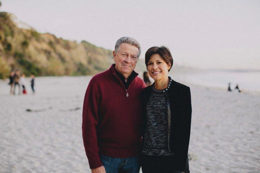 Dan Kisner and Rosette Garcia