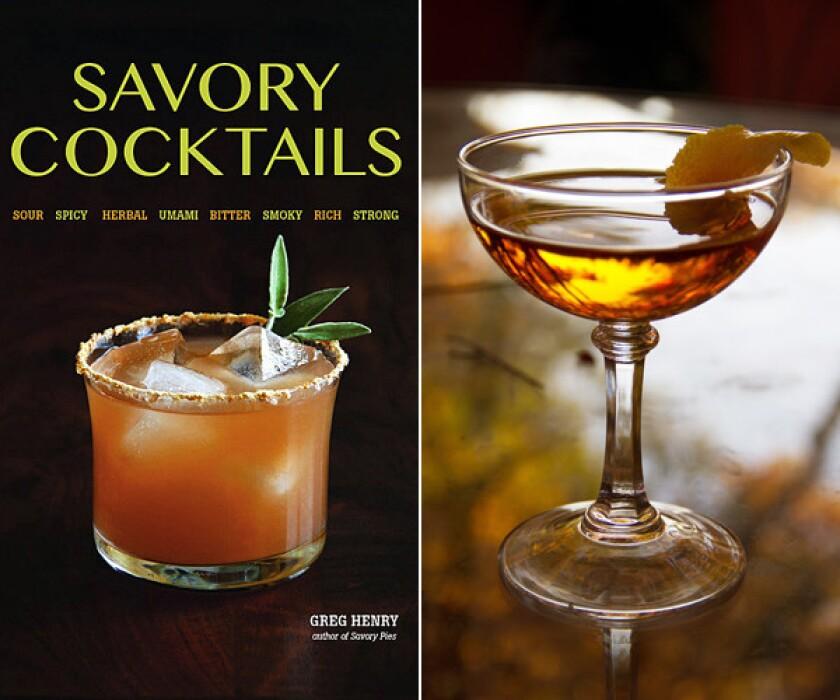 """Savory Cocktails"""
