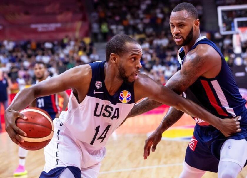 79-89. Francia elimina a Estados Unidos