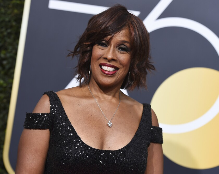 TV host Gayle King has addressed the controversy surrounding a question she asked about Kobe Bryant in an interview with a former WNBA star.