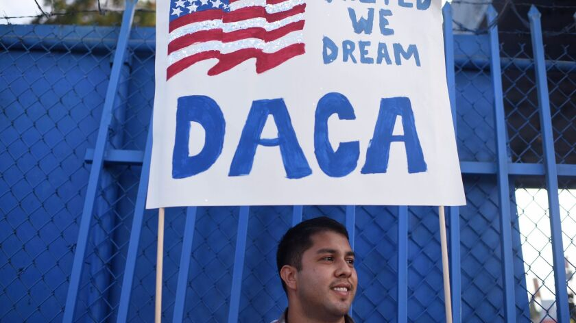 A majority of survey participants said the Deferred Action for Childhood Arrivals program helped them pursue a better career and education.
