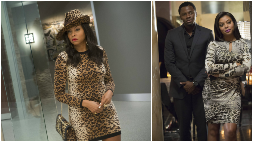 Taraji P. Henson's character, Cookie Lyon, has a larger-than-life edge fueled by withering wisecracks, urban-bred bravado, smoldering sexuality and a flashy wardrobe. Who else on this earth could pull off a leopard-print fedora quite like Cookie?