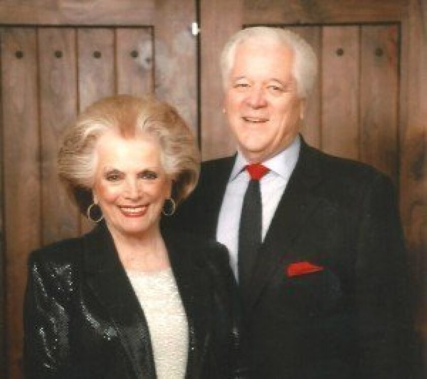 Connie and Bill McNally