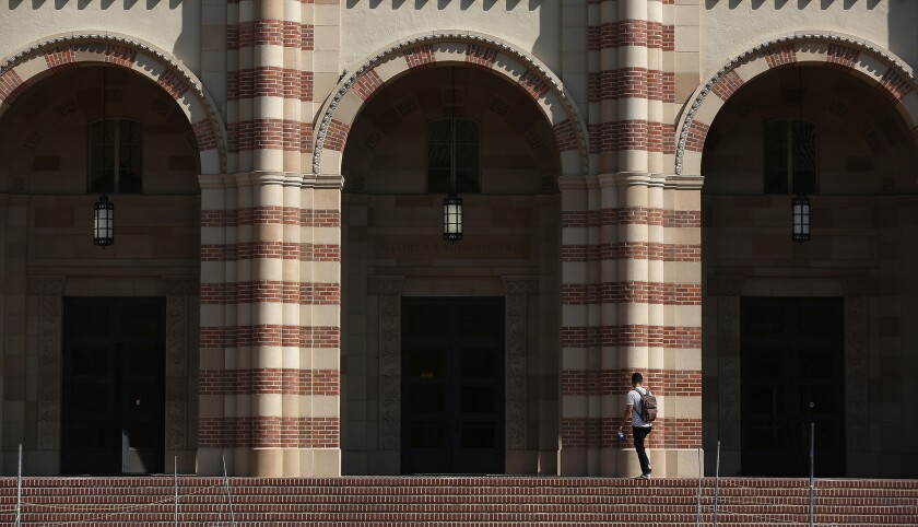 Royce Hall at UCLA.
