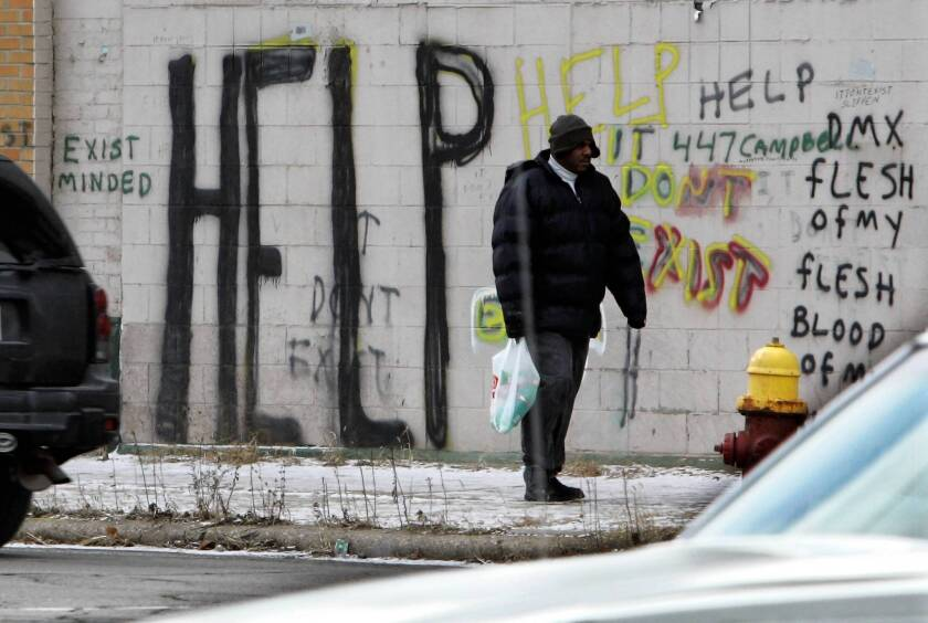 Detroit's bankruptcy may lead to more chaos