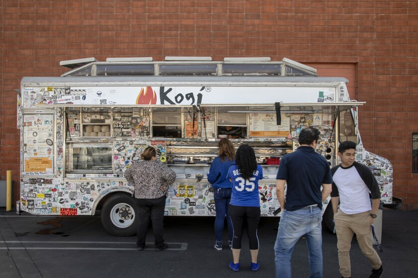 Are L.A. food trucks in danger of going extinct?
