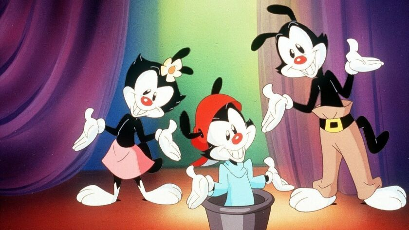 The Animaniacs