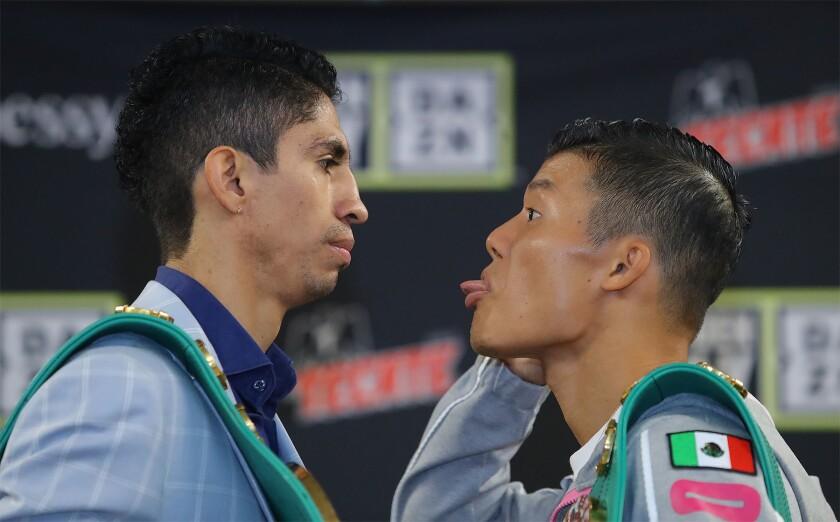 Vargas vs. Kameda