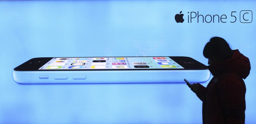 Best Buy will offer the iPhone 5c for free with a two-year contract from Verizon, AT&T or Sprint.