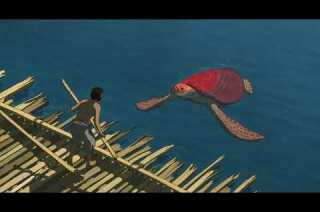 'The Red Turtle' movie review by Kenneth Turan