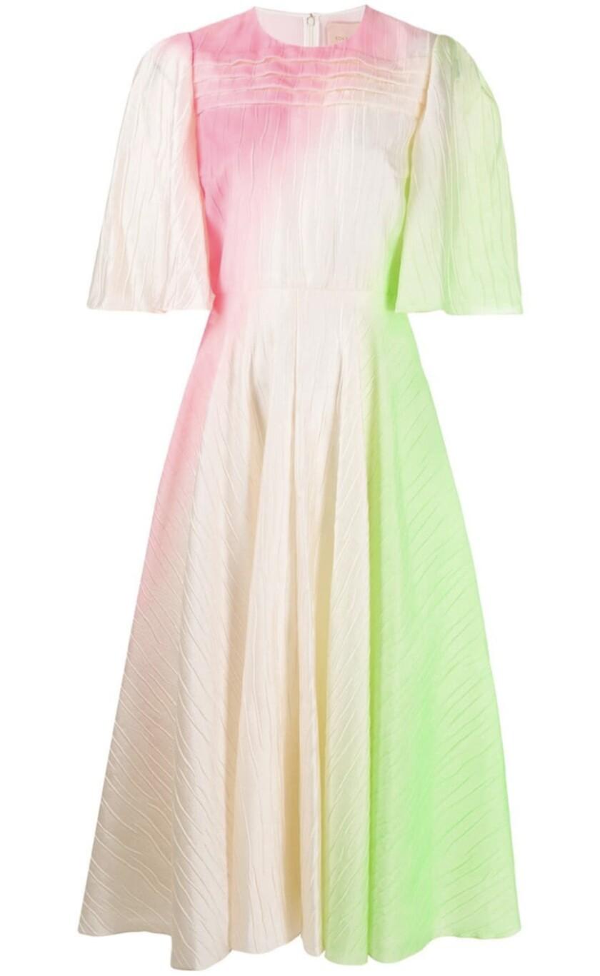 Raeya Midi Dress from Roksanda