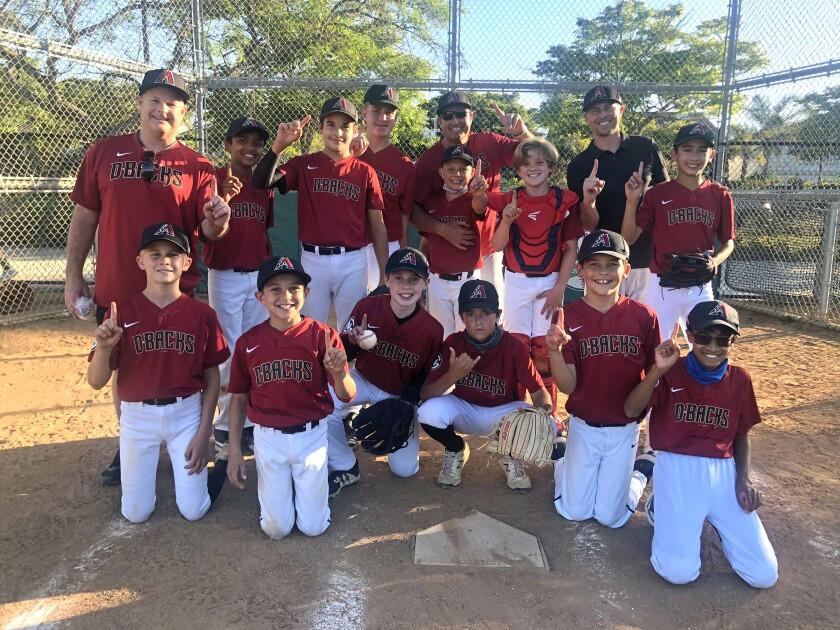 Diamondbacks team