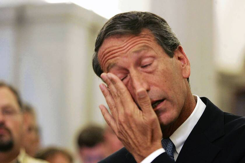 Years after the tearful 2009 news conference in which he admitted an extramarital affair, former South Carolina Gov. Mark Sanford is returning to politics with a bid for a congressional seat.