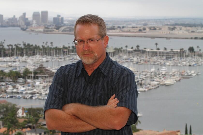 Author Matt Coyle