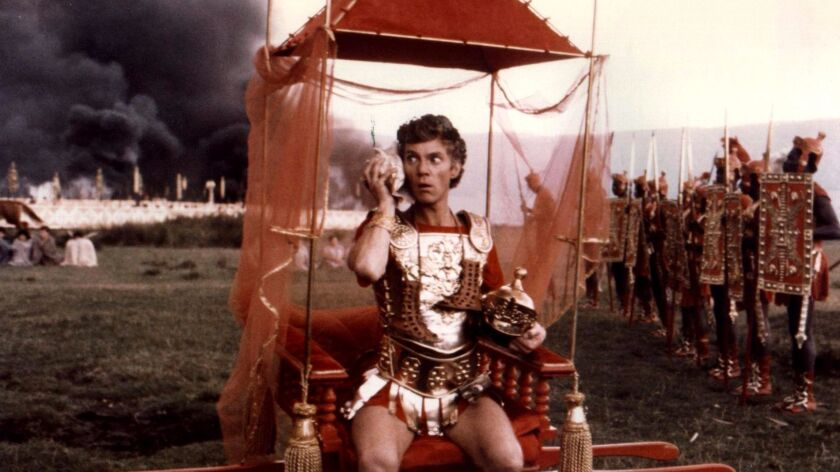 ca.Caligula Battle.jpg Caligula: Three Disc Imperial Edition DVD. Credit photo: Image Entertainment