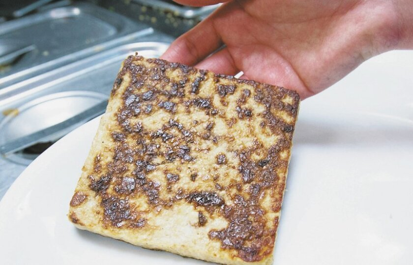 Tempeh is tricky to make from scratch, but you can find at natural foods markets, such as Sprouts and Whole Foods.
